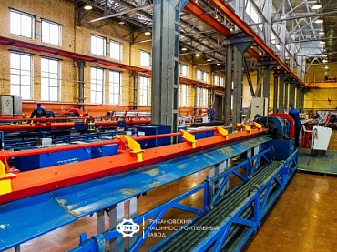 Изображение Workshop of tube finning